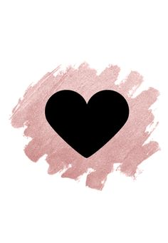 Free Phone Wallpaper, Heart Wallpaper, Black Wallpaper, Instagram Logo, Instagram Story, Spa Images, Rose Gold Backgrounds, Vsco Themes, Makeup Wallpapers