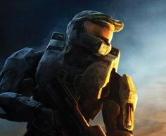 Best Video game art - Master Chief's Armor