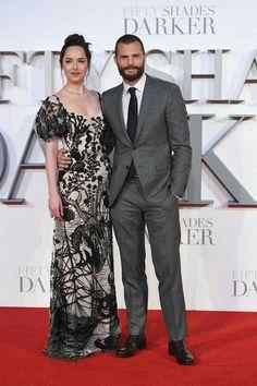 #JamieDornan #DakotaJohnson   They look so fucking good together!!!