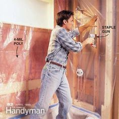 Installing cement board correctly is the most critical part of a first-class tiling project.