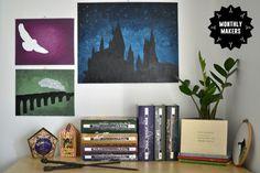 Jess - Monthly Makers maj: magi. Hogwarts, Fangirl, Saga, Inspiration, Biblical Inspiration, Fan Girl, Inspirational, Inhalation
