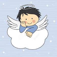 angelitos caricatura - Buscar con Google