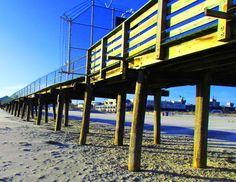 Long Fishing Pier