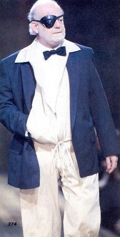 Yohji Yamamoto Menswear Fall/Winter 1992