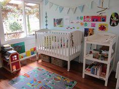 Charming Baby Boy Bedroom Ideas #4 - Toddler Boy Room Decorating Ideas