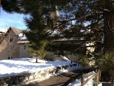 www.crodites.com Cote d'Azur, Riviera Francesa: descobrindo os melhores lugares pra sua proxima viagem: Esquiar na França - Auron, nos Alpes Maritimes.