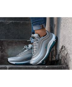 new style 5fc03 71c39 Women s Nike Air Max 97 Ultra 17 Wolf Grey Marina Blue Black  Trainer,Fashion sneakers, buy now Enjoy business discounts now!