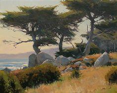 Pebble Beach Cypress by Jesse Powell