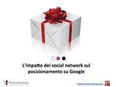 L'impatto dei social network sul posizionamento su Google