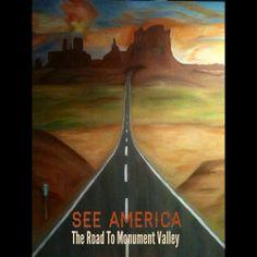 Monument Valley by Bryan Bromstrup  #SeeAmerica