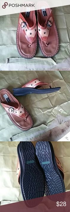 Sandals like new Very comfortable leather sandal Josef Seibel Shoes Sandals