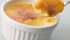 Bay Leaf Creme Brulee | The Splendid Table Try this with almond milk for the milk & coconut milk for the heavy cream