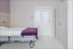 Art Medical Center w Szczecinie projektu biura projektowego M&O STUDIO OSTROWSKA DESIGN. W projekcie wykorzystano nasze drzwi.