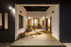 Pokorný architekti, Atriový bungalov © Dano Veselský