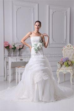 White Church Sheath/ Column Sweetheart Chapel Train Wedding Dress  http://www.GracefulDress.com/White-Church-Sheath-Column-Sweetheart-Chapel-Train-Wedding-Dress-p19274.html