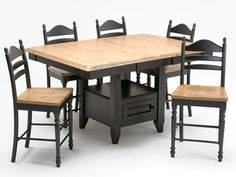 Shop for Intercon Alder Table Top, HV-TA-4296-BXX-TOP, and other Dining Room Tables at Alpena Furniture in Alpena , MI. This handsome table is a smart inclusion. A keen design and adaptable fashion make this table an all-inclusive solution to providing looks and utility.