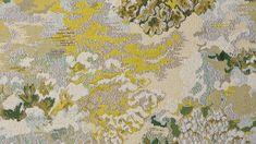 Comme cette fleur jaune et duveteuse réveille les paysages hivernaux, une tonalité vive et soyeuse anime la surface des velours jacquards, tapis noués et lainages bouclette. Decoration, Comme, Creations, Interior Design, Architecture, Rugs, Art, Yellow Flowers, Glass Table