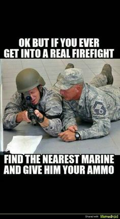 USMC humor | HEY! Support our troops with a care package while they are away from home @ http://www.operationgratitude.com/ | Liked by - http://www.chinasalessite.com – Wholesale Women's Clothes,Online Catalog,Ladies Clothing,Wholesale Women's Wear & Accessories.