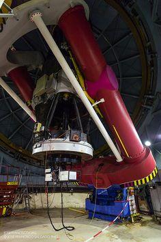 Bernard Lyot Telescope [2 m] | Flickr: Intercambio de fotos