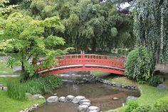 Le jardin japonais du musée Albert Kahn à Boulogne
