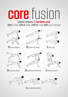 Core workout training is a relatively new term, popularized within the last 15 years. Yet, core training itself has been an essential part of the training of every beginner and pro. Workout Plan For Men, Six Pack Abs Workout, Ab Workout Men, Abs Workout Routines, Ab Workout At Home, Gym Workouts, At Home Workouts, Workout Plans, Boxer Workout