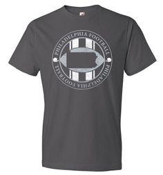 Philadelphia Football Seal T-Shirt