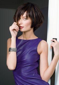 Cheveux courts Dessange - Coiffure courte : Coupes de cheveux courts