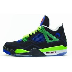 "new concept ffd69 8be57 Air Jordan 4 ""Doernbecher"" Release Date ❤ liked on Polyvore featuring shoes,  jordans"