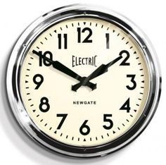 "Home Decorators Giant Electric Wall Clock (23.5"")"