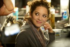 Marion Cotillard Lady Dior: Paris - Lady Noire Behind the scene