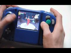 The most portable GameCube ever | Hackaday