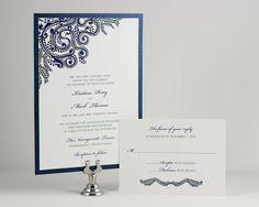 Printable Wedding Invitations Indian Wedding by EdenWeddingStudio, $45.00