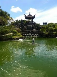 Chinese Garden in Naha, Japan - Been there, done that!