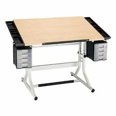 CraftMaster II Art, Drawing and Hobby Table by Alvin. $189.99