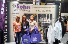 Sohn Linen Service, a family business since 1933, offers the widest selection of linen to the restaurant and hospitality markets in Michigan.  With a commitment to fairness and honesty, our promise is to provide a positive linen rental experience for every customer. We have a team of dedicated professionals, including a full staff prepared to …