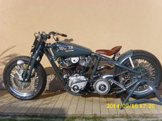 Harley-Davidson Made by KRUGGER, AMD-Weltmeister 2010 und 2014! as Motorcycle in Bei Gummersbach