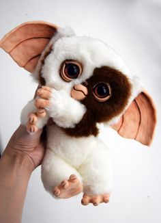 Baby Mogwai Gizmo by GakmanCreatures on Etsy