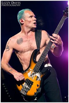 Flea, Red Hot Chili Peppers by lizzys-photos.deviantart.com on @deviantART