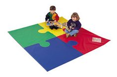 Square Puzzle Play Mat