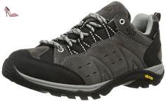 Bruetting Mount Bona Low, Chaussures de Randonnée Basses homme, Gris (Grau), 43 EU - Chaussures brtting (*Partner-Link)