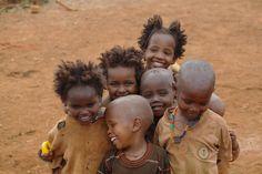 Ethiopian Children Jesus loves the little children, all the children of the world