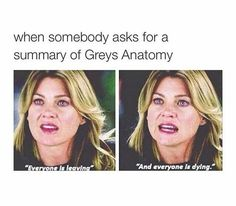 25 Funny Greys Anatomy memes #Greys Anatomy #Funny