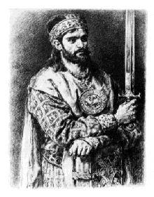 Portret Kazimierza Sprawiedliwego