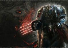 Deathwatch Space Wolf