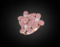 Pink Diamond Archives - Graff Diamonds