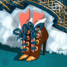 sapatos princesas disney shoes princess blog got sin merida brave valente botas mcqueen