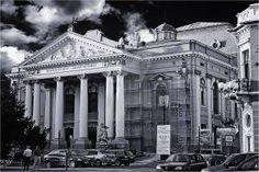 Oradea - Theatre by violety