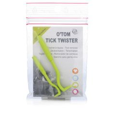 O Tom Tick Remover £3.83 - the easiest and painless way to remove ticks...works on people too!
