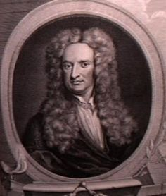 """Isaac Newton(1642-1727) was not only the great figure of English physics and astronomy, but was also an important Whig. He was heavily involved in the recoinage schemes as Master of the Mint. Some have even gone so far as to argue that """"the triumph of Newtonian science represents another victory for the Whig constitution."""