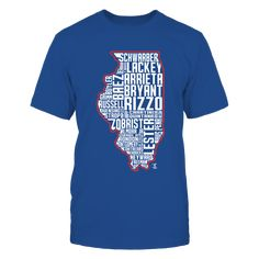 Jake Arrieta - 2017 State Outline Team Roster T-Shirt, Jake Arrieta - Official Apparel - this licensed gear is the perfect clothing for fans. Makes a fun gift!  The Jake Arrieta Collection, OFFICIAL MERCHANDISE  Available Products:          Gildan Unisex T-Shirt - $25.95 Gildan Women's T-Shirt - $27.95 District Women's Premium T-Shirt - $29.95 District Men's Premium T-Shirt - $27.95 Gildan Unisex Pullover Hoodie - $49.95 Next Level Women's Premium Racerback Tank - $29.95 Gildan Long-Sleeve…